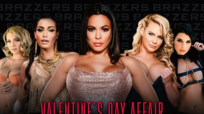 Demi Sutra in Brazzers LIVE: Valentine's Day Affair