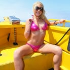 Shawna Lenee in 'Blowjob Island'