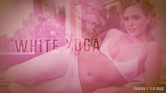 Mia Malkova - White Yoga Pants: Remastered | Picture (2)