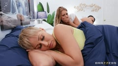 Katie Morgan - Don't Wake Your Girlfriend! | Picture (4)