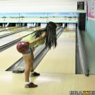 Claire Dames in 'Bowling Bet for Blow Jobs'