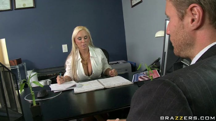 Holly Halston in Fucking Politicians
