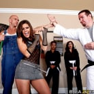 Gracie Glam in 'The Karate Dick'
