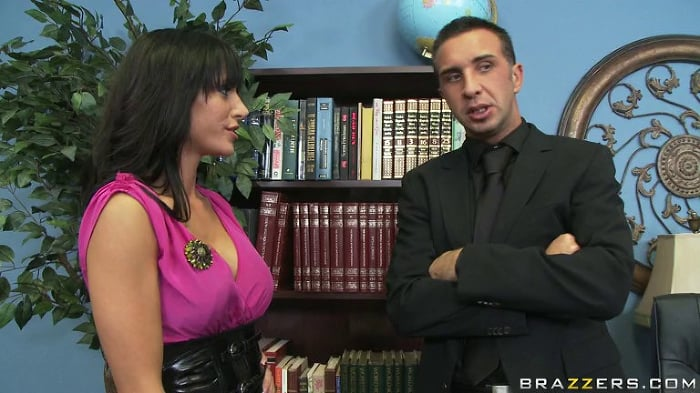 Gia DiMarco in Booby Broach Cam