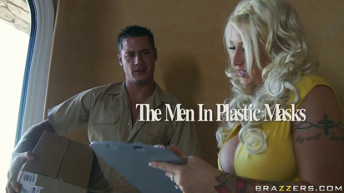 Candy Manson in The Postman Always Cums Twice