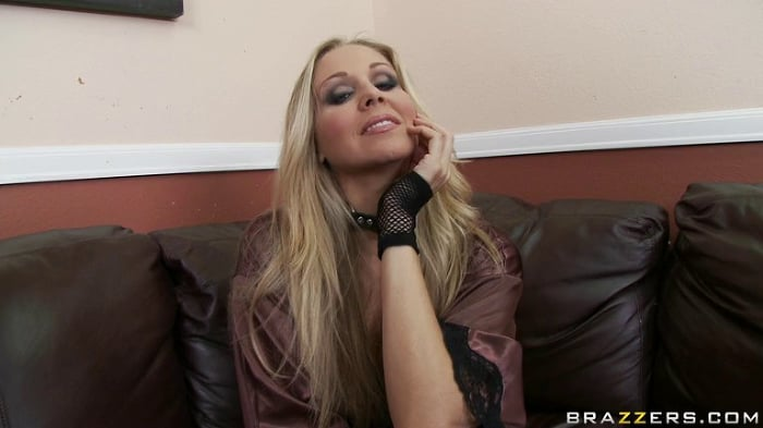 Julia Ann in Domination equals Relaxation