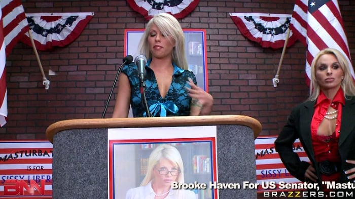 Brooke Haven in RepubliCunts