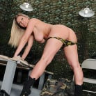 Devon Lee in 'Military Booty'