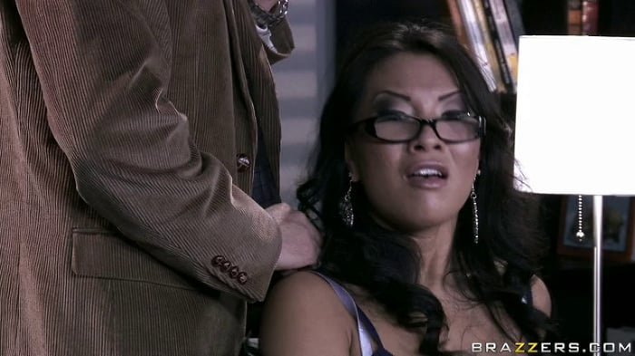 Asa Akira in Blowing Dr Blue