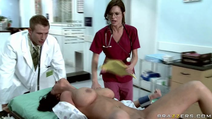 Brandy Aniston in The Flatline Asshole