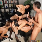Ava Addams in 'Office 4-Play'