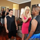 Alana Evans in 'Serving Up Finger Food'