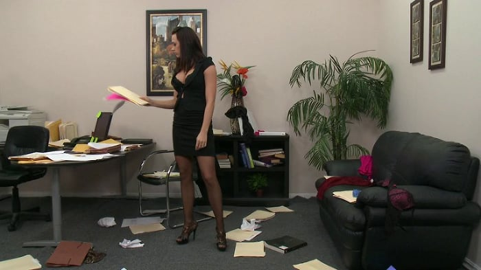 Chanel Preston in Clean Office, Filthy Whore