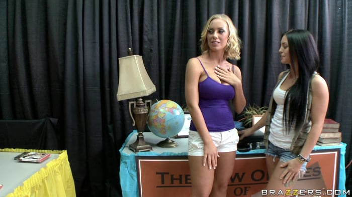 Nicole Aniston in Career Day Lay
