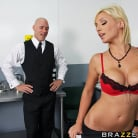 Lexi Swallow in 'Lexi Swallows The Waiter'