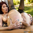 Tiffany Mynx in 'Oiled Cougar'