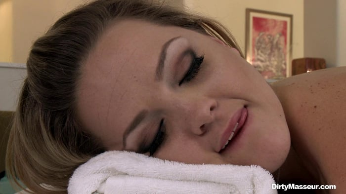 Alexis Texas in A Texas-Sized Massage
