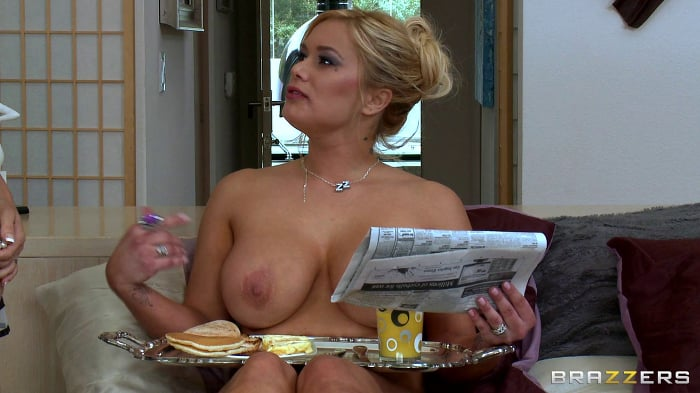 Jessica Jaymes in A Day in the Life of Shyla Stylez