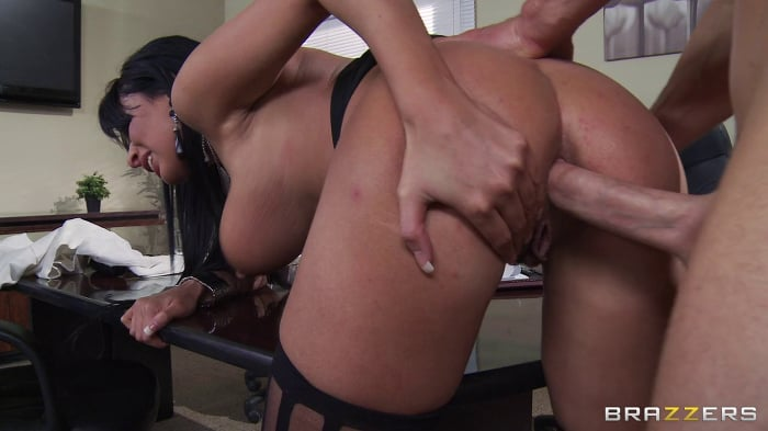 Anissa Kate in Anissa Kate- CEOhhh
