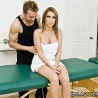 Courtney Cummz in 'A Regal Rub Down'