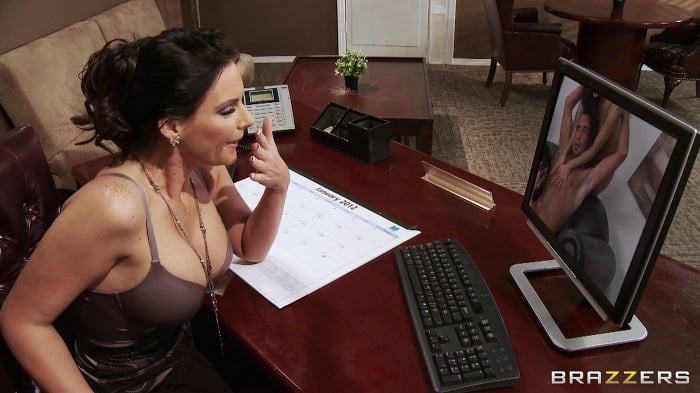 Alexis Ford in Office 4-Play III