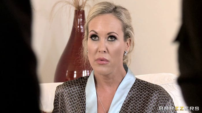 Brandi Love in The Birthday Blues Masseuse