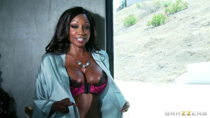 Diamond Jackson in The Tightest Tutor In Town