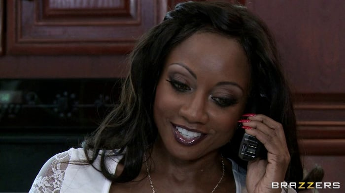 Diamond Jackson in To Prank A Skank