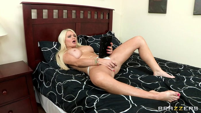 Alexis Ford in Teaching Mr Sins