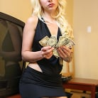 Stevie Shae in 'Earning Her Allowance'