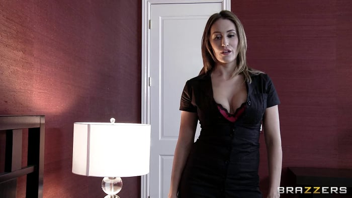 Nicole Graves in Perks of the Penthouse Suite