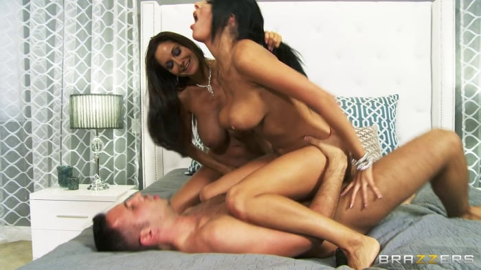 Ava Addams in Naughty Neighbors