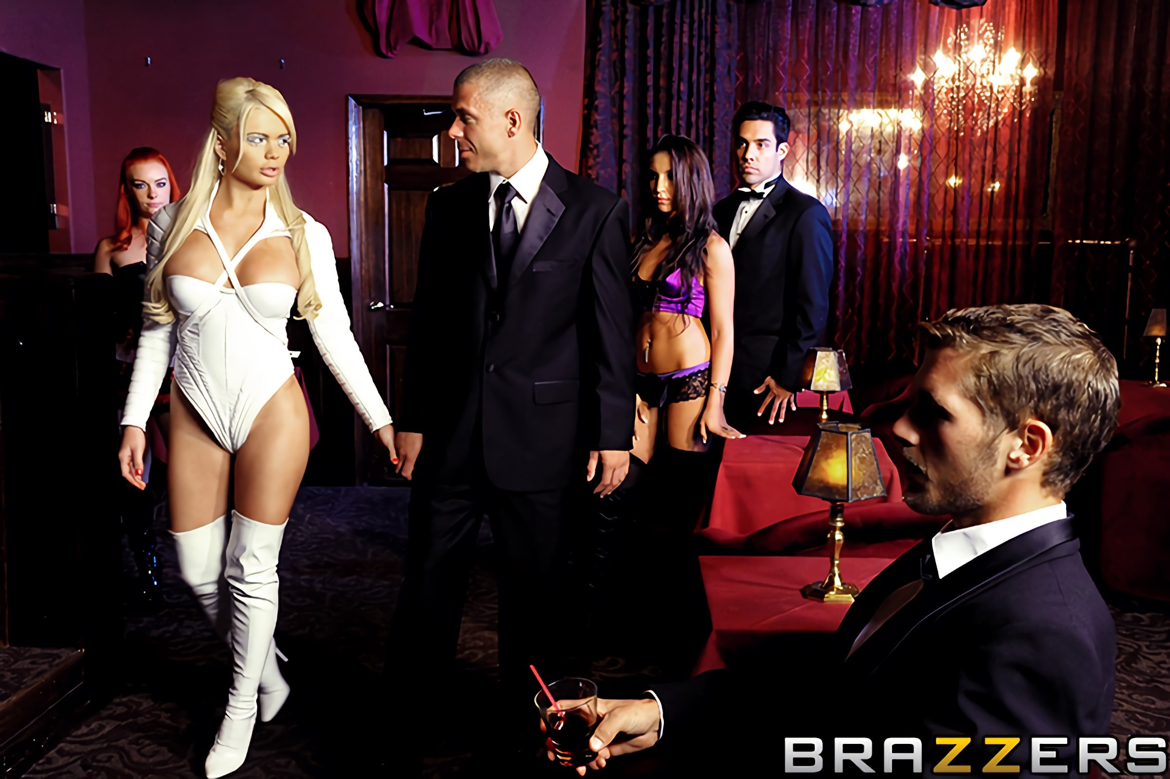 Alexis Ford - XXX-Men- The Hellfire Club | Picture (2)