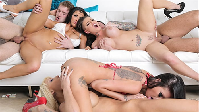 Christy Mack in Spring Broke- Support the Blowjob Reli ...