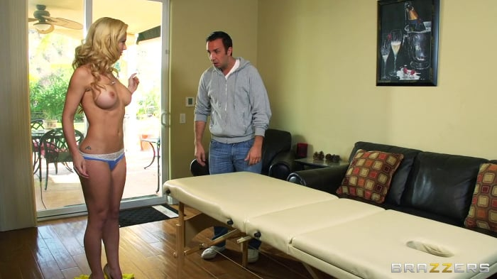 Cherie Deville in Moving In