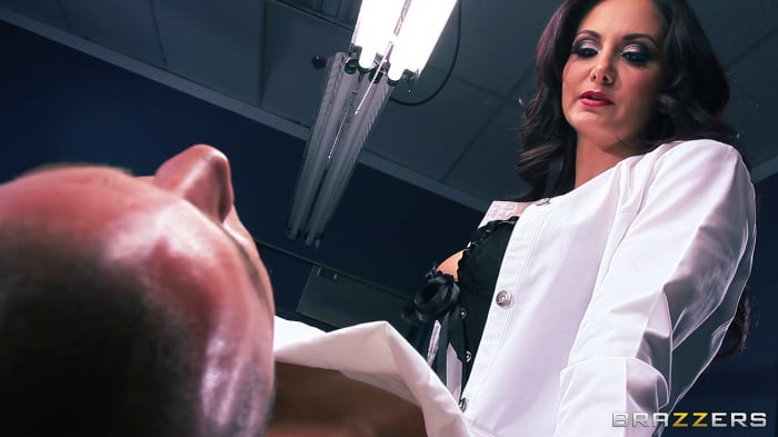 Ava Addams in My Immortal Trollop