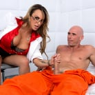 Holly Halston in 'Jailhouse Fuck'