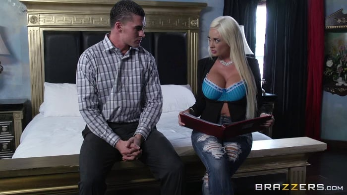 Summer Brielle in The Trophy Wife