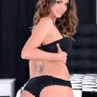 Chanel Preston in 'Black and White Fourgy'