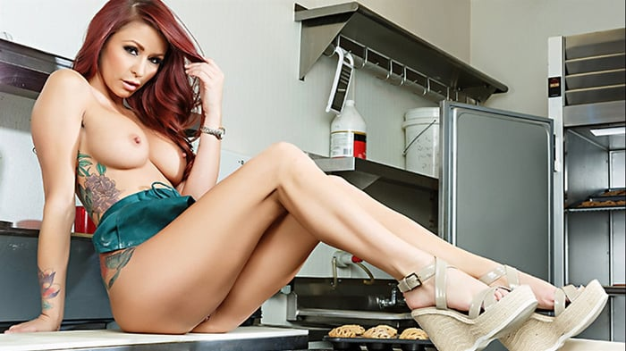 Monique Alexander in The Icing On The Cock
