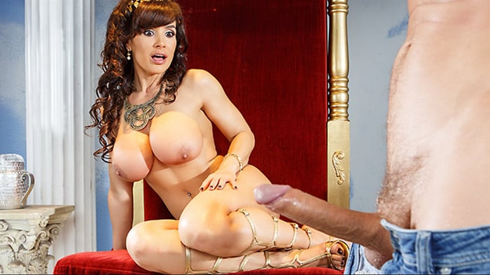 Lisa Ann in The Goddess of Big Dick