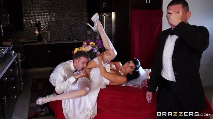 Romi Rain in Romis Early Wedding Gift