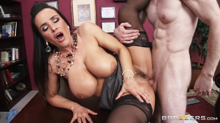 Lisa Ann in Sex Therapist