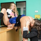 Abigail Mac in 'Ava and the Slutty Schoolgirls'