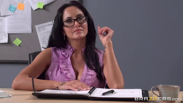 Ava Addams in The Book Report