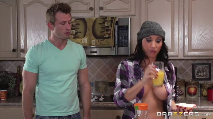 Romi Rain in Secret Wifeswap Weekend Part Two
