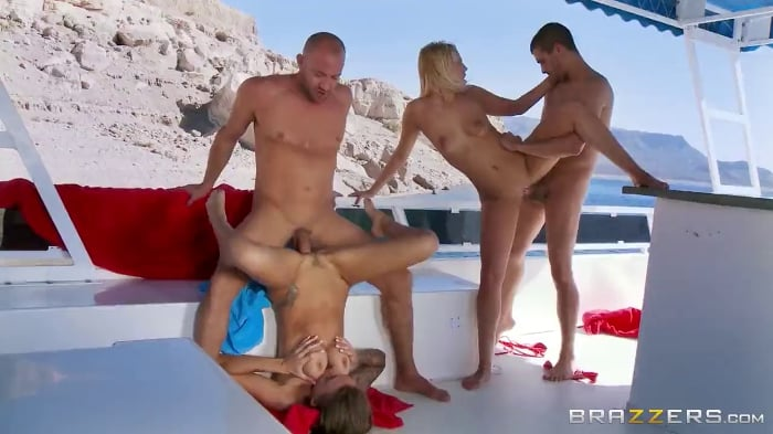 Juelz Ventura in Fucking on the Open Water- Part Three