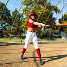 Audrey Bitoni in 'Audrey Gets the Batter Up'