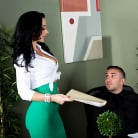 Jayden Jaymes in 'Another Hard Cock at the Office'
