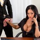 Elicia Solis in 'The Multitasking Titties'